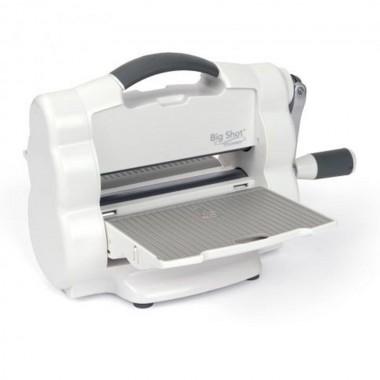 Troqueladora y cortadora plegable Sizzix Big Shot Foldaway Machine
