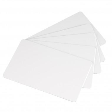 Paquete de 500 tarjetas de PVC blancas 3 en 1