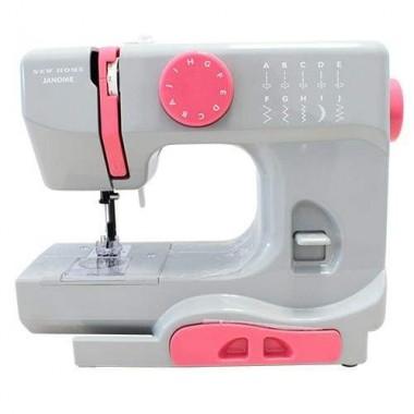 Máquina de coser JANOME sew mini deluxe gray