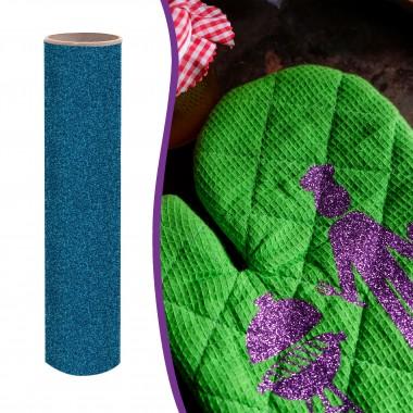 Pie de Vinil Textil Siser Glitter