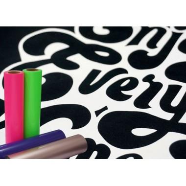 Metro de Vinil textil de acabado mate Colortex® para cortes de detalle