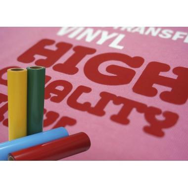 Metro de vinil textil de corte con acabado mate para diseños básicos Colortex® PVC