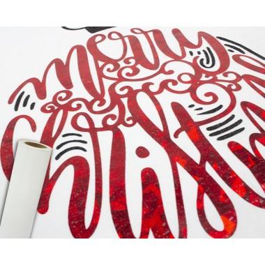 Metro de vinil textil COLORTEX® BIFAZ PARA FOIL