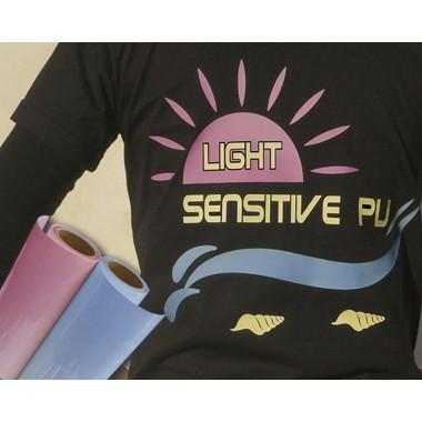 Metro de vinil textil Colortex® Sensible al sol