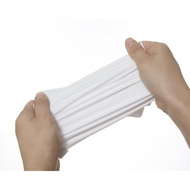 Pie viniles textiles Stretch de corte con alta capacidad de elasticidad para decorar prendas deport