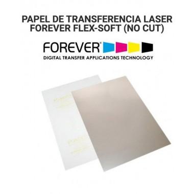 Hoja Papel de transferencia Forever Flex-Soft (no cut) tamaño Carta y A3