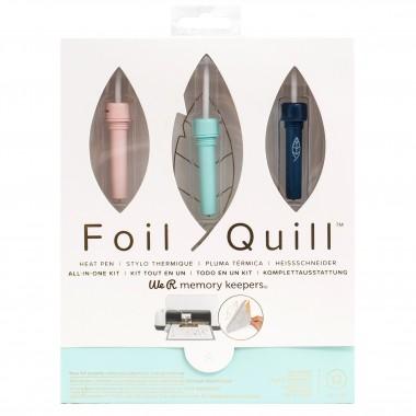 Pluma de Calor para Foil 3 en 1 Foil Quill para Acabados Metálicos