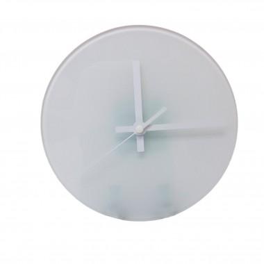 Relojes para sublimación presentación cuadrado y circular