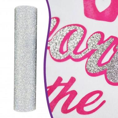 """Pie de Vinil Textil Siser Glitter 12"""""""