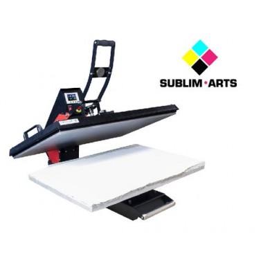 Plancha de Calor Automática MAG-40 Sublimarts