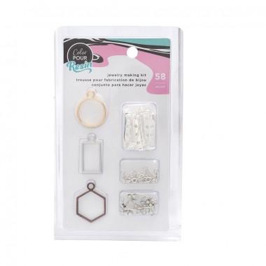 Kit para elaboración de joyería