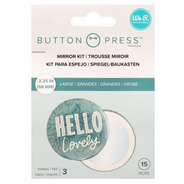 Kit de espejo para fotobotón Button Press