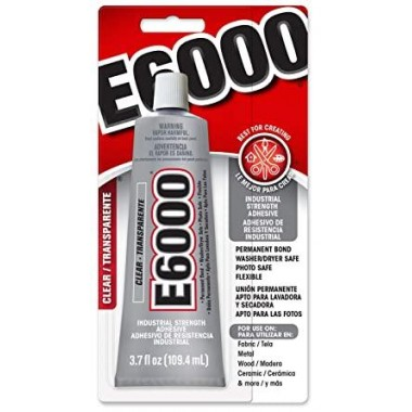 Adhesivo E6000 para manualidades
