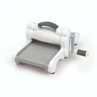 """Troqueladora y cortadora para manualidades Sizzix Big Shot 14 1/4"""" con plataforma estándar"""