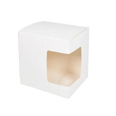Caja sublimable con ventana para taza de 11oz Sublimarts