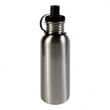 Botella de acero inoxidable para sublimación con dosificador