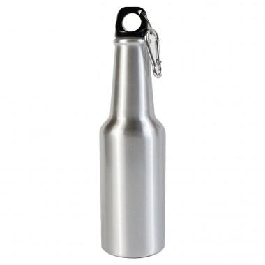 Botella de aluminio tipo cerveza para sublimación 400ml