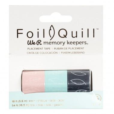 Cinta Adhesiva Foil Quill para Aplicaciones con Foil