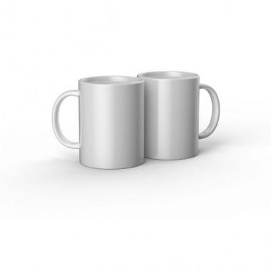 Tazas de cerámica blancas Cricut de 15 oz / 425 ml (2 pz)