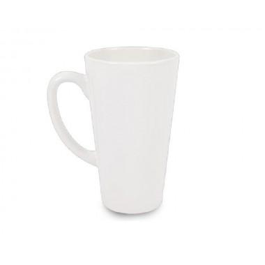 Tazas de cerámica tipo latte de 17oz. Sublimarts