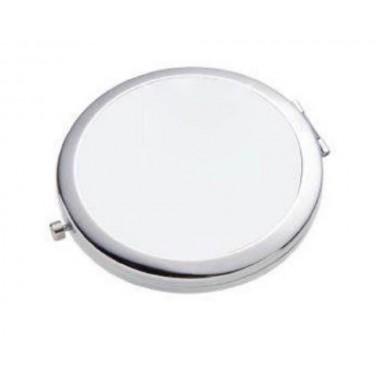 Espejo en forma de circulo de 7 cm Sublimarts