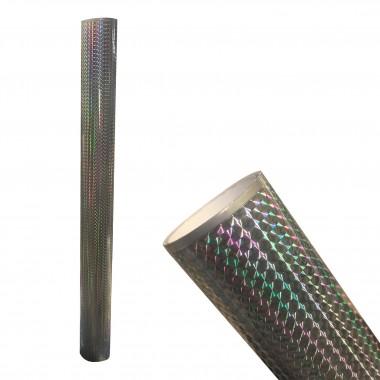 Pie de Vinil de Corte e Impresión Metalizado Metalix