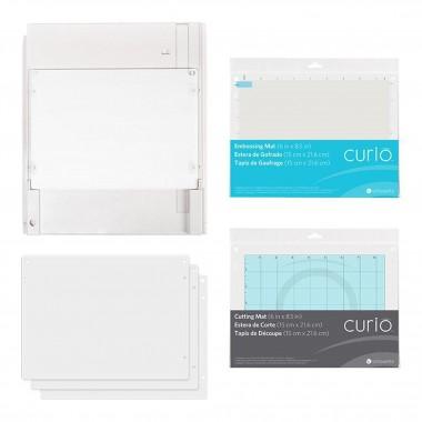 """Kit para Silhouette Curio 8.5"""" x 6"""" base"""