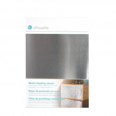 Láminas de Aluminio para Punteado Silhouette