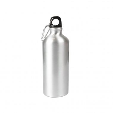Termos de aluminio para sublimación en presentación blanco y plata
