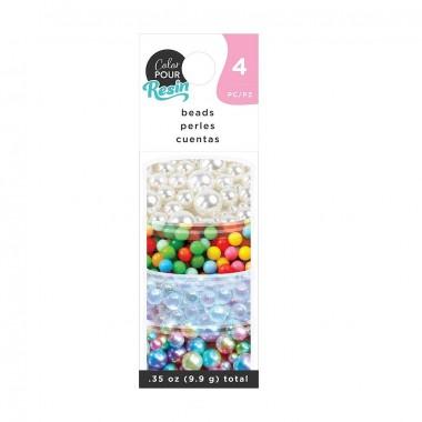 Cuentas de colores Color Pour para decoración