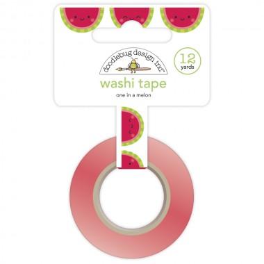 Cinta Decorativa Washi tape Doodlebug
