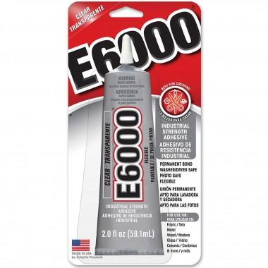 Adhesivo E6000 de 2oz
