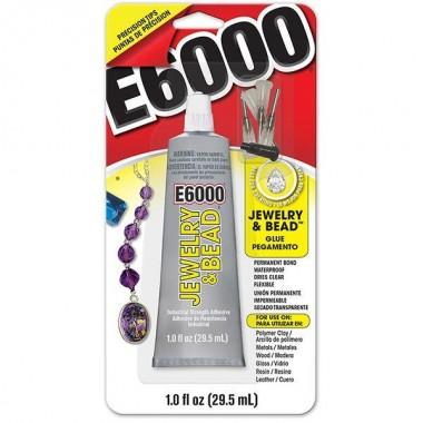 Adhesivo E6000 para Joyería puntas finas 1 oz