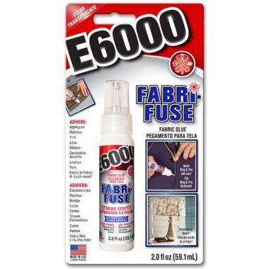 Adhesivo E6000 para tela