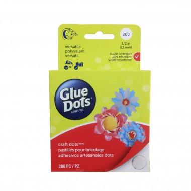 Rollo de Gotas de Adhesivo Artesanal Glue Dots