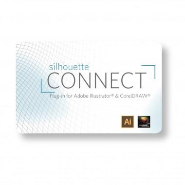 Licencia electrónica para software Silhouette Connect Plug-in
