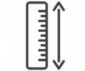 Medida de herramienta 4.5 pulgadas